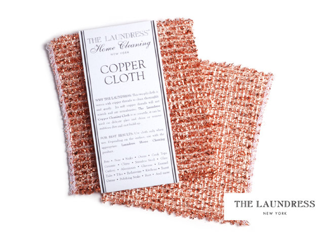 "The Laundress Reinigungstuch für Geschirr ""Copper Cloth"""