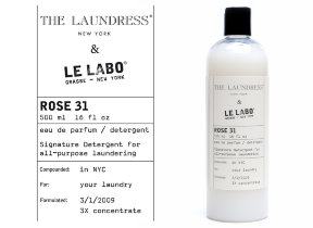 "Luxus Wäscheshampoo mit exklusivem Rosenduft ""The Laundress & Le Labo Rose 31"""