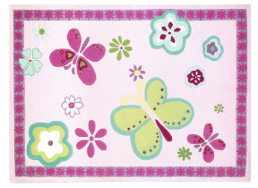 "Designers Guild Kinderteppich ""Elgin Flower"""