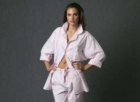 "Oxford Pyjama ""Lexington American Authentic Lady"""
