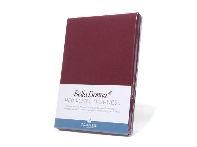Spannbettlaken Bella Donna Premium ALTO Spannbetttuch Matratzenhöhe bis 45 cm