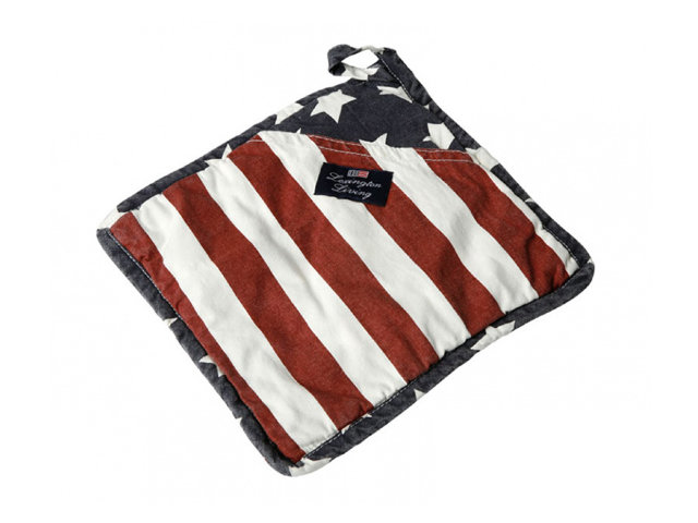"Lexington Topflappen ""Living Stars & Stripes"""
