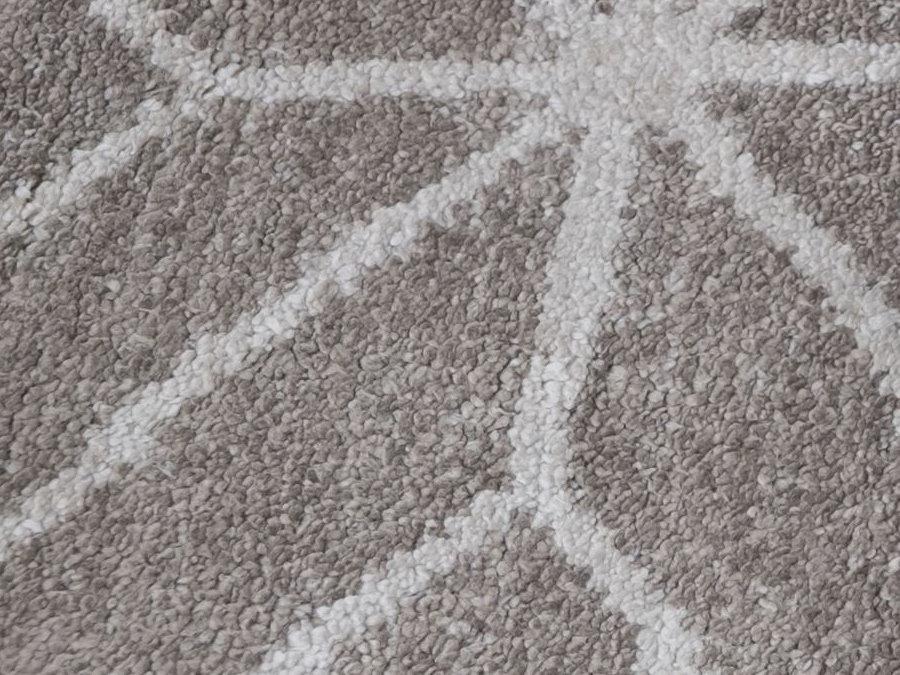 Teppich designers guild valbonella silver