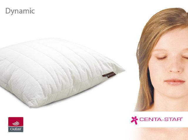 Faserkopfkissen Dynamic Centa Star Bei Bedandroom Online Kaufen