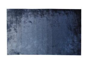 Teppich designers guild delft flower noir