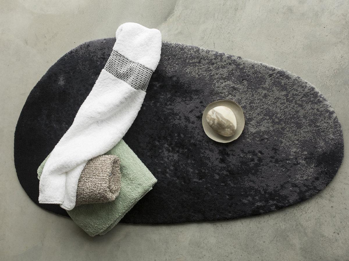 badeteppich habidecor stein in 3 farben 2 gr en von abyss habidecor. Black Bedroom Furniture Sets. Home Design Ideas