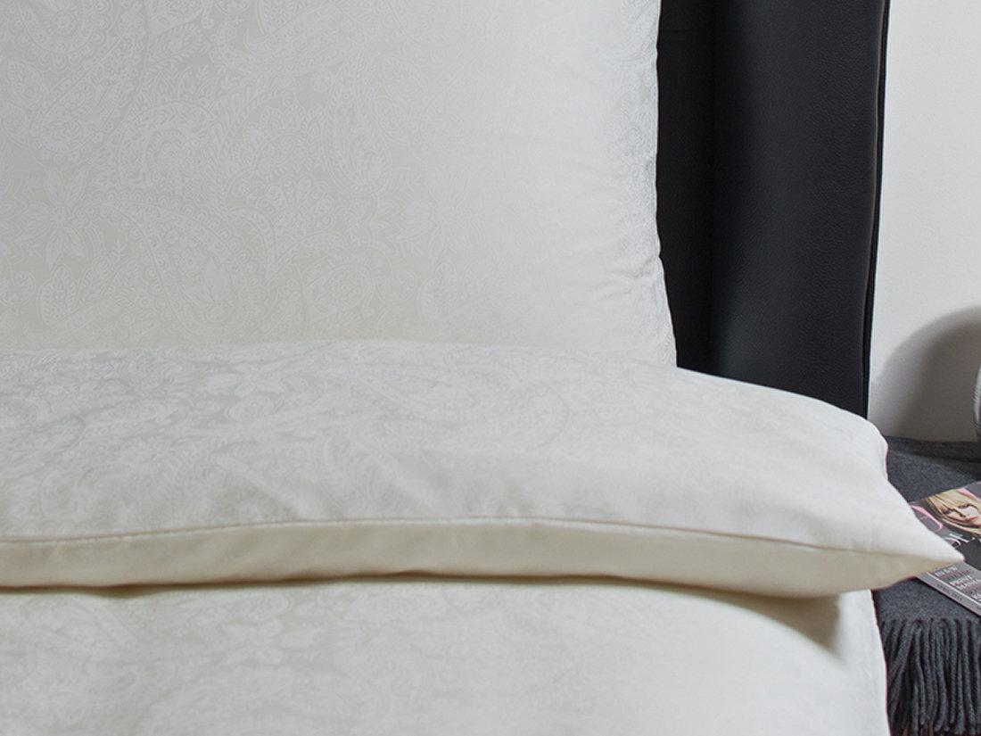 tencelbettw sche paisley 2 farben hefel bedandroom. Black Bedroom Furniture Sets. Home Design Ideas