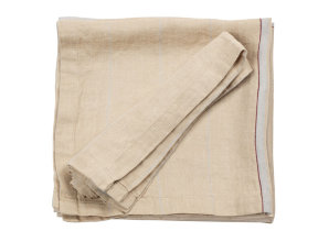 "Leinenserviette ""Libeco Old Norwegian Stripe"", 54 x 54 cm"