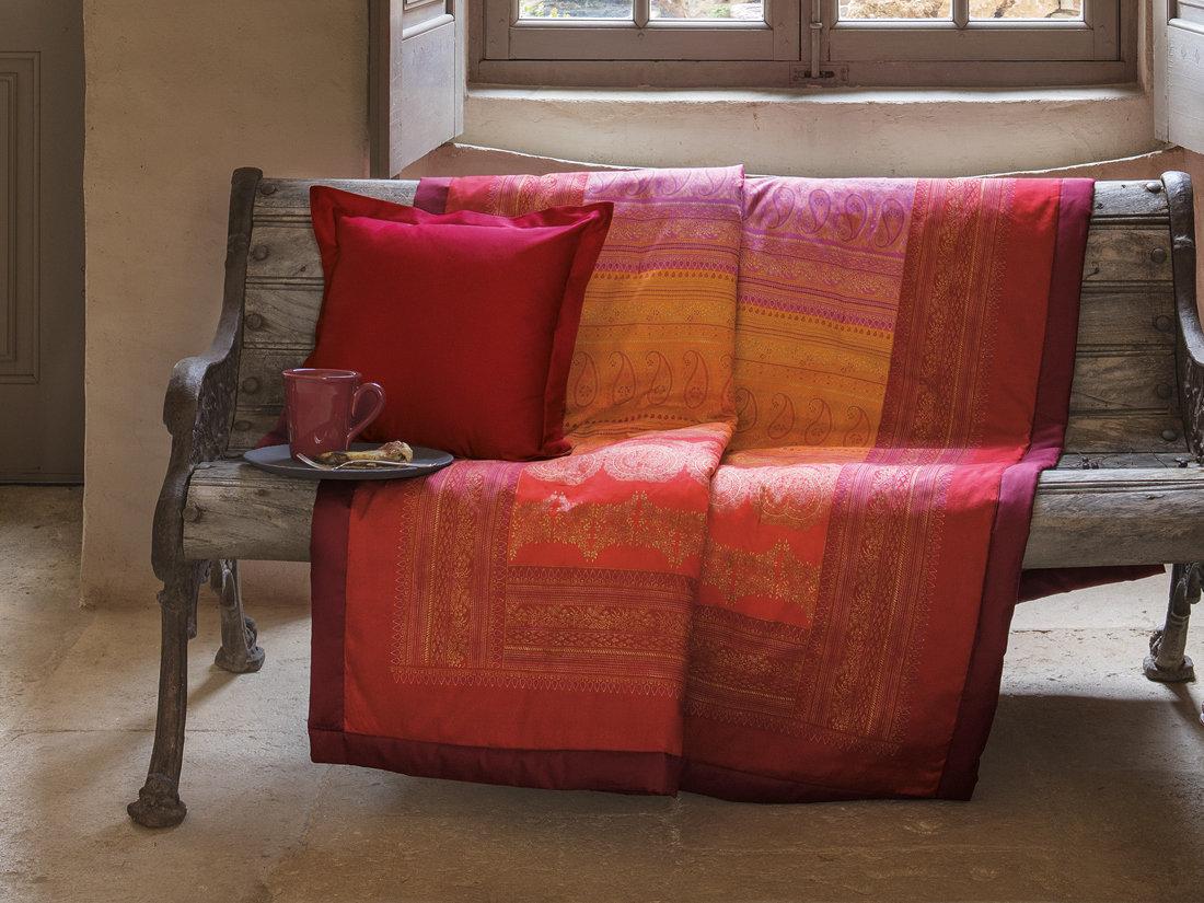 plaid bassetti brunelleschi v1 bei bedandroom online kaufen. Black Bedroom Furniture Sets. Home Design Ideas
