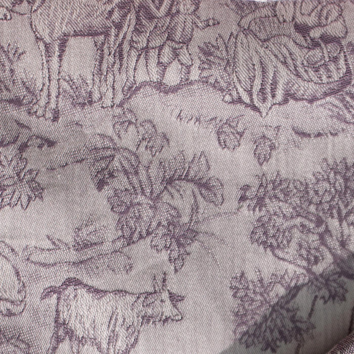 Musterlasche Baumwolljacquard Toile De Jouy Von Leitner Leinen