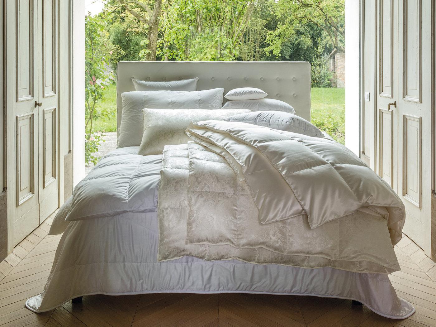 eiderdaunendecke leicht fischbacher prince batist von. Black Bedroom Furniture Sets. Home Design Ideas