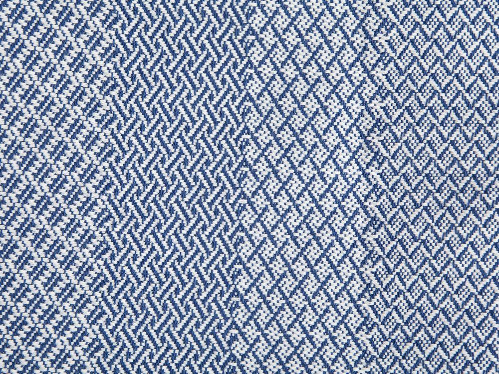 moderne tagesdecke lexington structured cotton blue. Black Bedroom Furniture Sets. Home Design Ideas