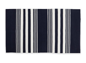 "Baumwollteppich ""Lexington Striped Cotton"""