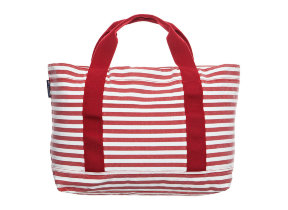 "Canvas-​Tasche ""Lexington Pacific Tote Bag Red"""