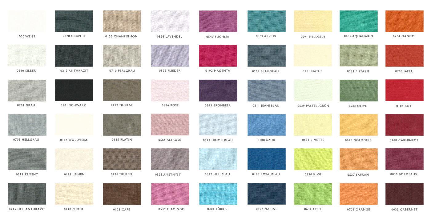 Spannbettlaken Für Wasserbetten Bella Donna Alto In 54 Farben Von