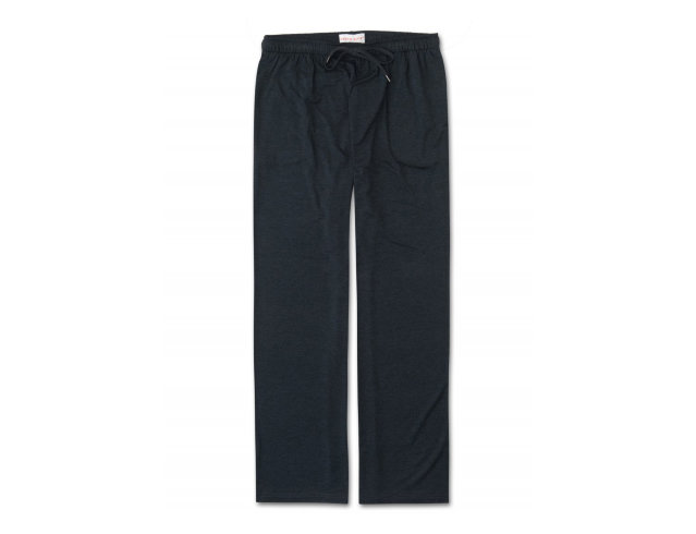 "Derek Rose Jersey Lounge Trousers ""Marlowe 1 Anthracite"""