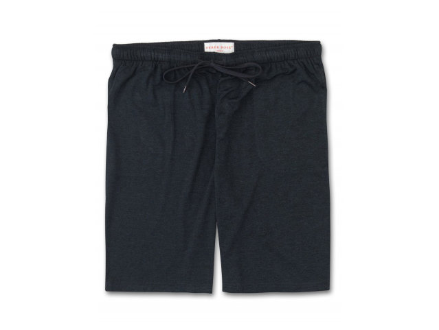 "Derek Rose Jersey Lounge Shorts ""Marlowe 1 Anthracite"""
