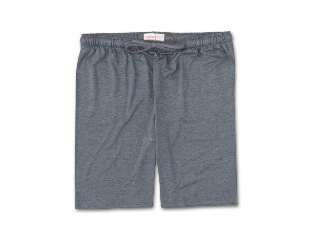 "Derek Rose Jersey Lounge Shorts ""Marlowe 1 Charcoal"""