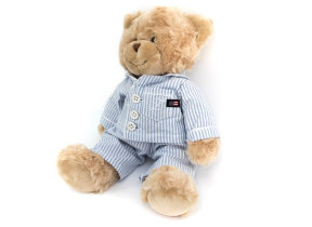 Lexington Teddybär in Rosa oder Hellblau