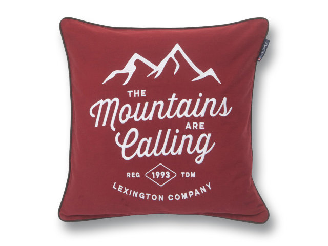 "Lexington ""Mountain Sham"""