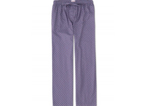 "Batist Pyjamahose ""Derek Rose Ledbury Red 21"""