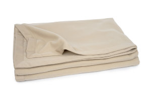 "Wohndecke Lambswool ""Marzotto Night & Day Beige"" 220 x 250 cm"