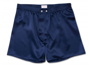 Seidenboxershorts, made in England