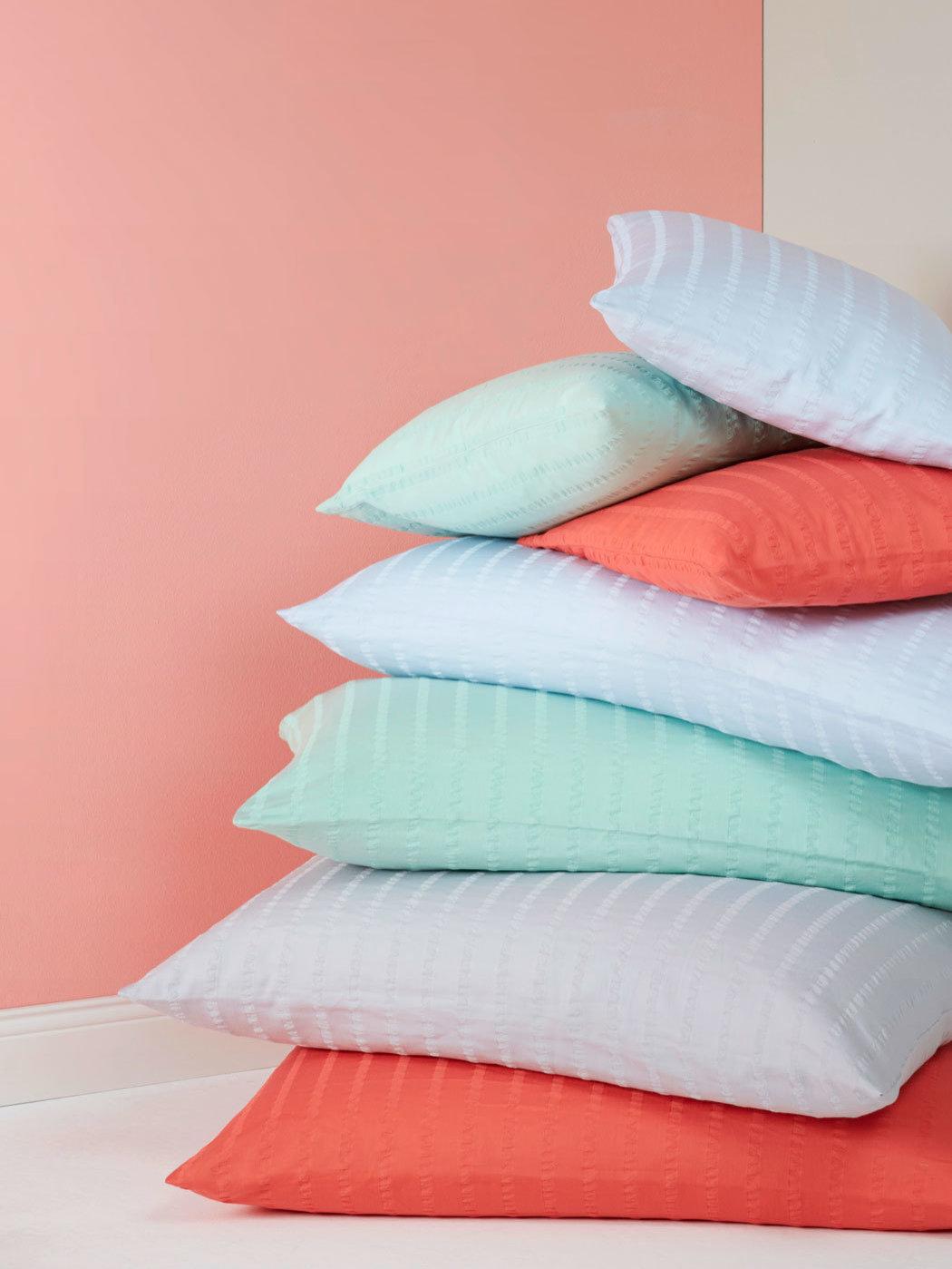 Leichte Seersucker Bettwäsche Aus Baumwolle Von Elegante Bedandroom