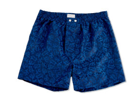 "Jacquard Boxershort ""Great Barrier Reef"""