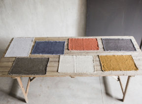"Leinentischset Stonewashed ""Libeco Pacific"", 35 x 50 cm in 7 Farben"