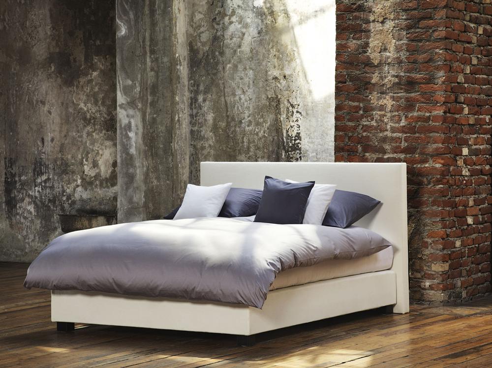 satinbettw sche uni 105 christian fischbacher. Black Bedroom Furniture Sets. Home Design Ideas